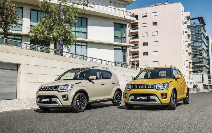 2020小改款Suzuki Ignis登入歐洲~輕油電小幅升級!