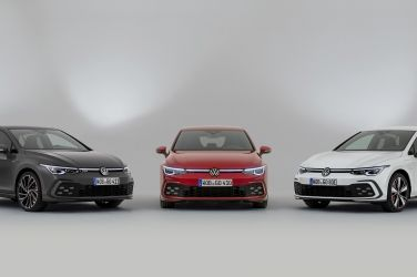 2020日內瓦車展—經典潮鋼砲 八代VW Golf GTI
