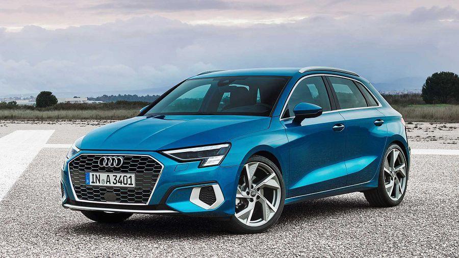 全新內裝全新感受!2021 Audi A3 Sportback正式發表