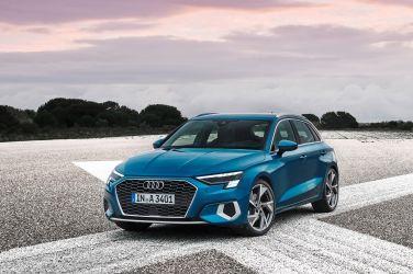 2020日內瓦車展—雙B讓路  Audi A3 Sportback