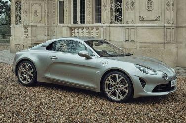 2020日內瓦車展—極致的法系浪漫 Alpine A110 Legende GT