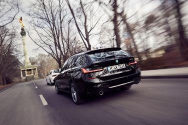 2020日內瓦車展—讓旅行更來電 BMW 330e Touring