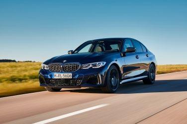 2020日內瓦車展—柴油一樣強 BMW M340d