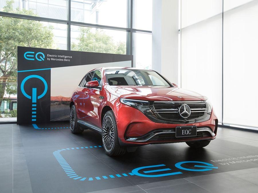 即刻體驗Mercedes-Benz EQC全方位服務網絡