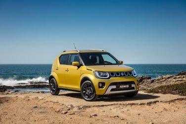 2020日內瓦車展—大標=強心健體  Suzuki Ignis小改款
