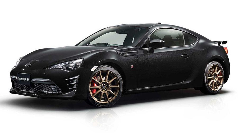 Toyota推出限量版「86 Black Limited」車型來致敬經典的AE86特別版