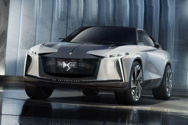 2020日內瓦車展 — 時尚電能包廂 DS Aero Sport Lounge