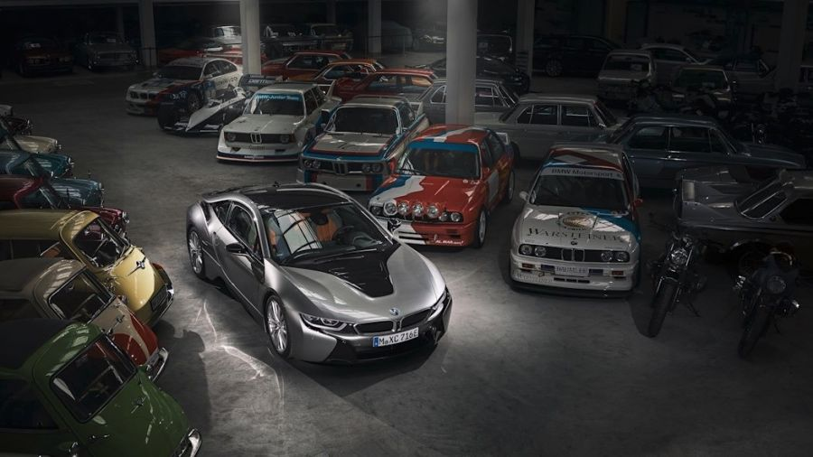 BMW i8油電跑車即將停產!後繼有望嗎?