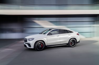 2020日內瓦車展—老大現身 Mercedes-AMG GLE 63 4Matic Coupe