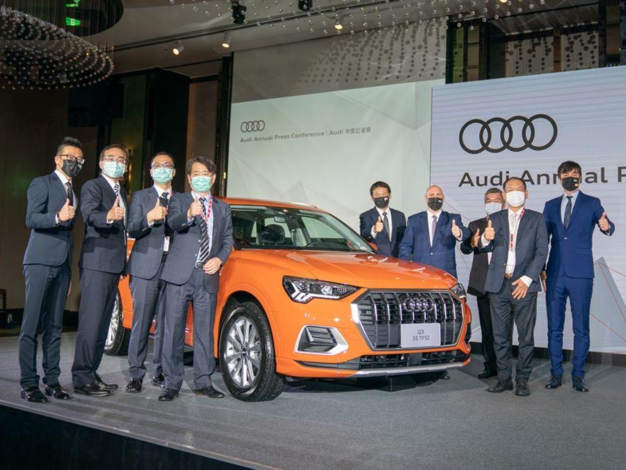 台灣奧迪啟動經銷商拓展計劃 全新Audi Q3預售開跑!