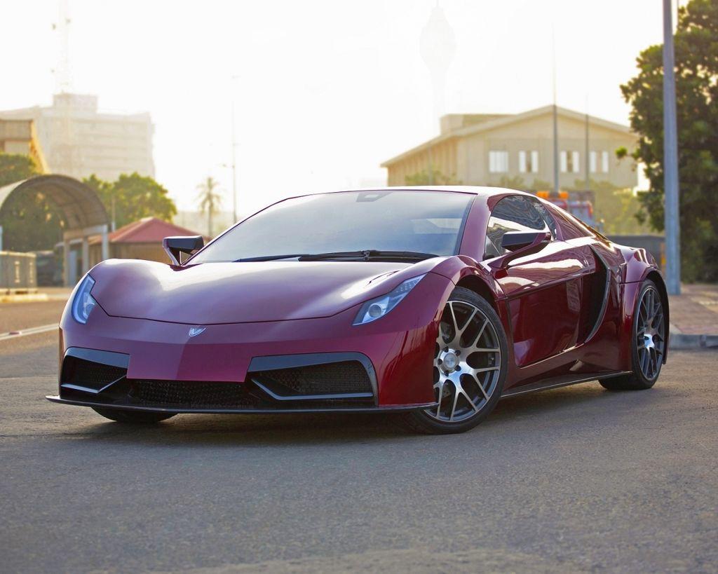2020日內瓦車展 — 斯里蘭卡超跑 Vega Innovations EVX(同場加映:Pininfarina Battista Anniversario)