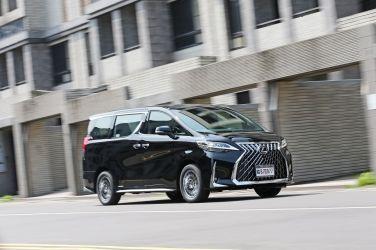 移動行宮 Lexus LM300h四人座(下)