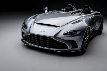 經典‧絕美 Aston Martin V12 Speedster