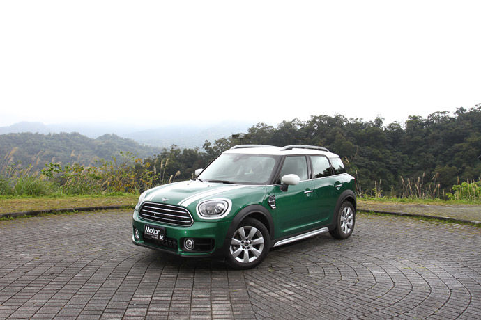 Mini    Countryman Deluxe 豪華野營版