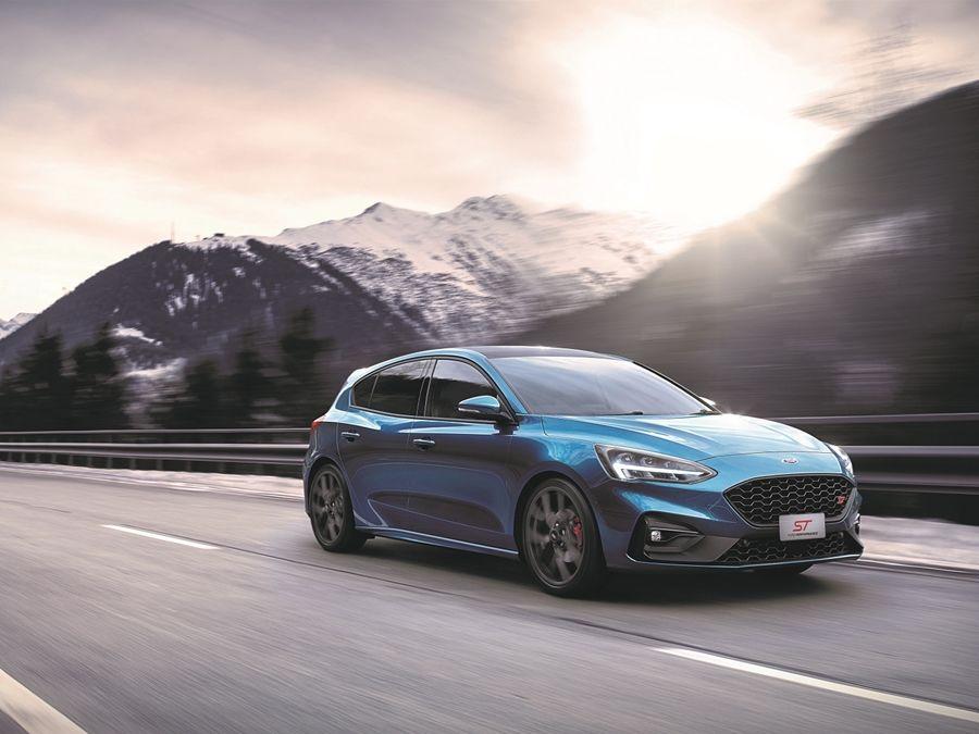 預接超過300張!歐洲性能鋼砲New Ford Focus ST售價136.8萬正式上市