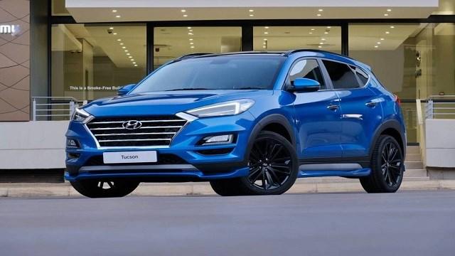 2020年04月 Hyundai 現代全車系中古車行情表