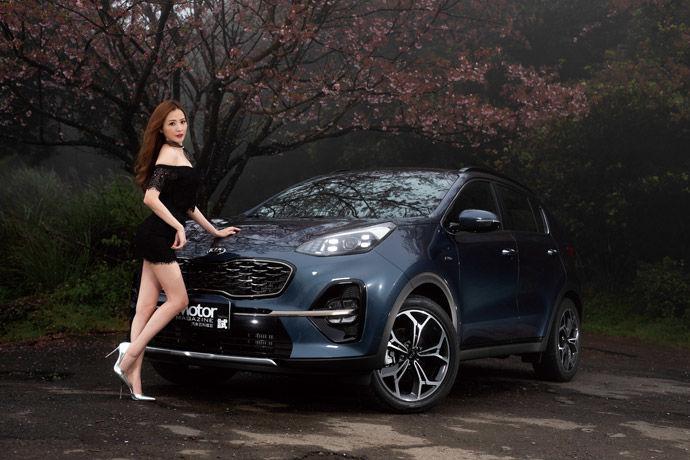 Date With LUCY - 韓系跑旅再進化    Kia Sportage GT Line AWD