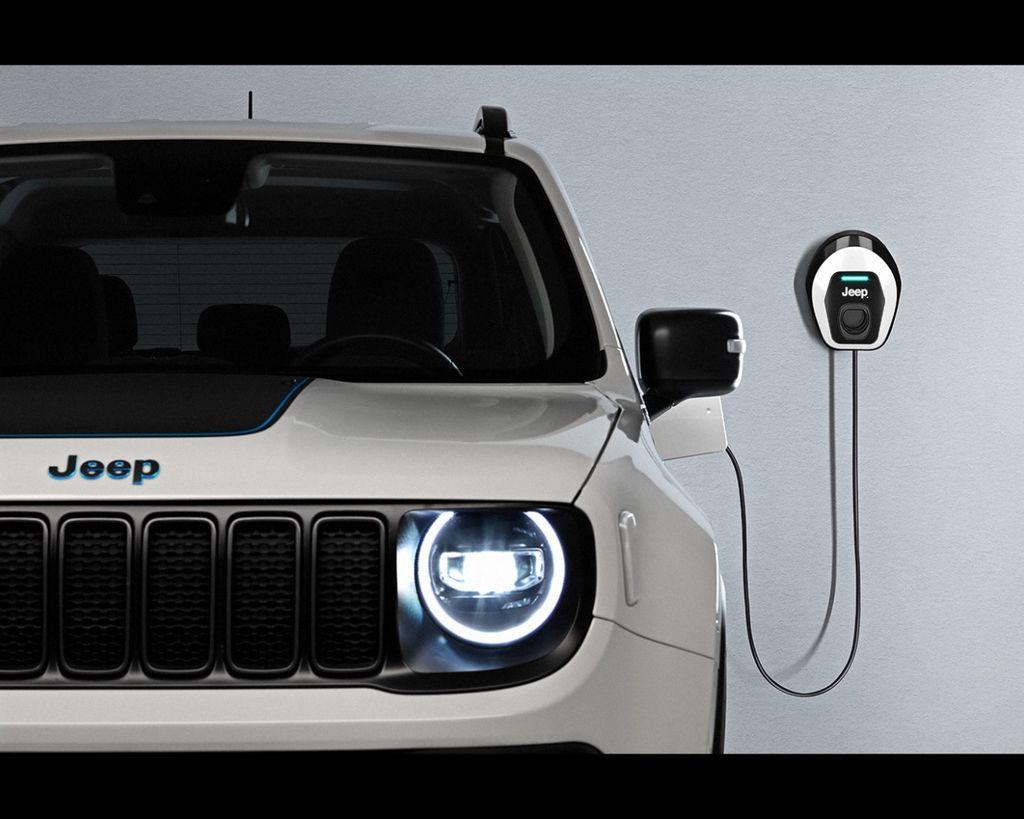 吃電Jeep來臨!