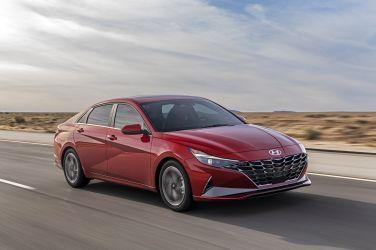 Hybrid油電首上身 大改款Hyundai Elantra