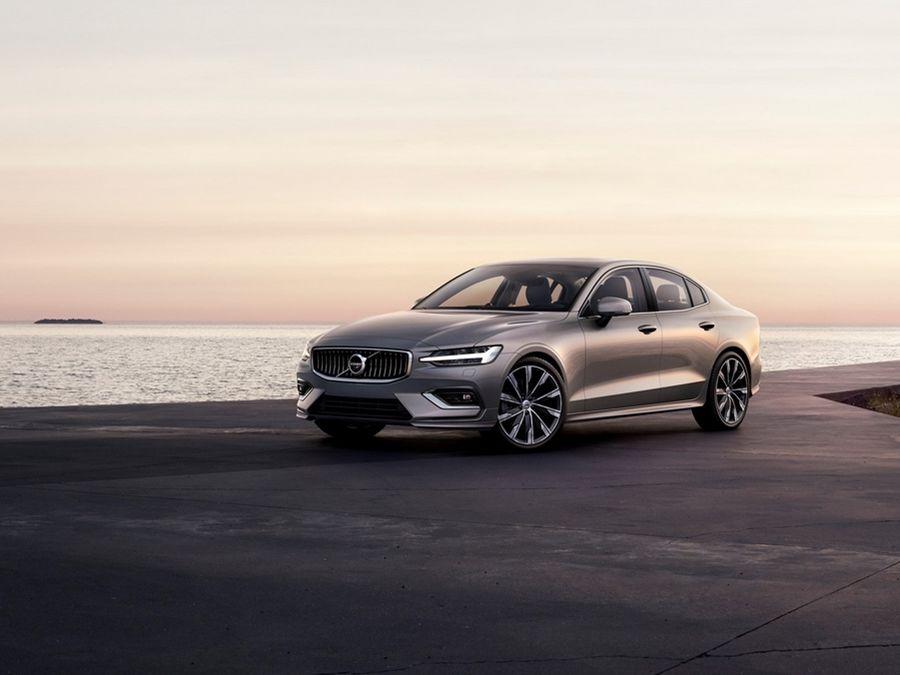 美型旅行車 Volvo V60 攜手 S60 銷售告捷