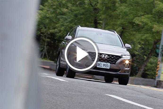 科技文旅,七人行也可以 Hyundai Santa Fe 柴油旗艦版