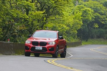 熱血開戰 BMW X4 M Competition