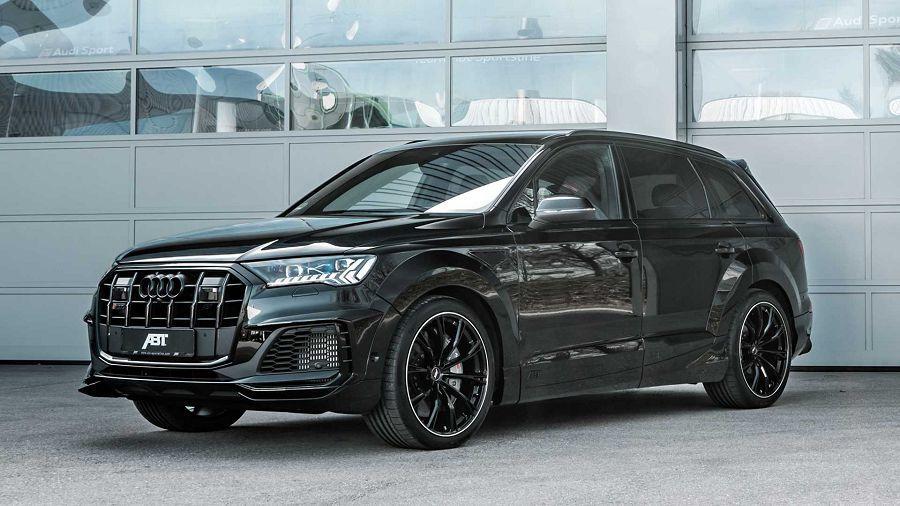 更符合強悍動力形象!ABT給Audi SQ7一身肌肉外觀