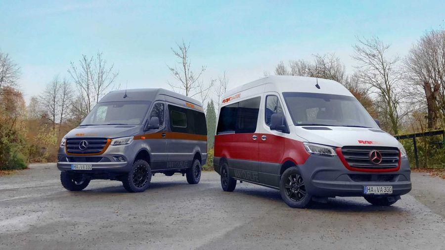 Vamufaktur Flowcamper Max是輛巧妙結合智慧設計與尖端科技的露營車屋