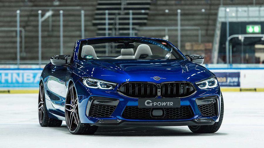 BMW M8車主注意!G-Power帶來了最大輸出達820HP的改裝套件