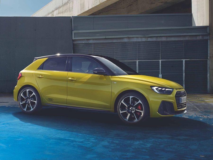 全新世代Audi A1 Sportback隨型所馭  自信打造玩色風格