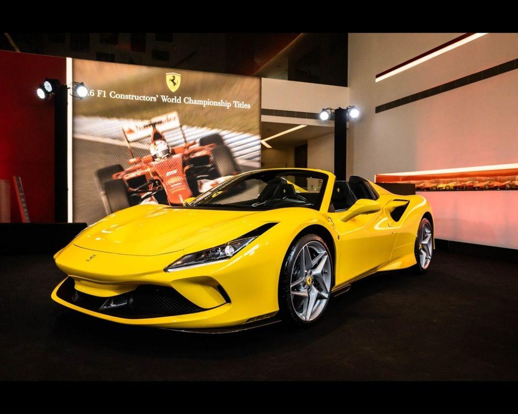 義式浪漫的完美呈現 全新Ferrari F8 Spider魅力登臺