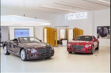 V8更熱血 Bentley Continental GT V8 / V8 Convertible