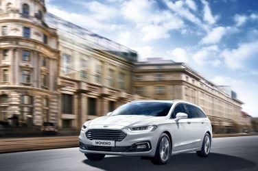 歐系跑旅Ford Mondeo Wagon 2020年式正式上市