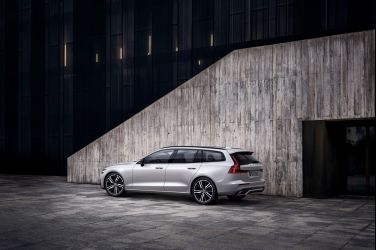Volvo V60獲北美Autotrader網站評選為2020最佳內裝設計車款