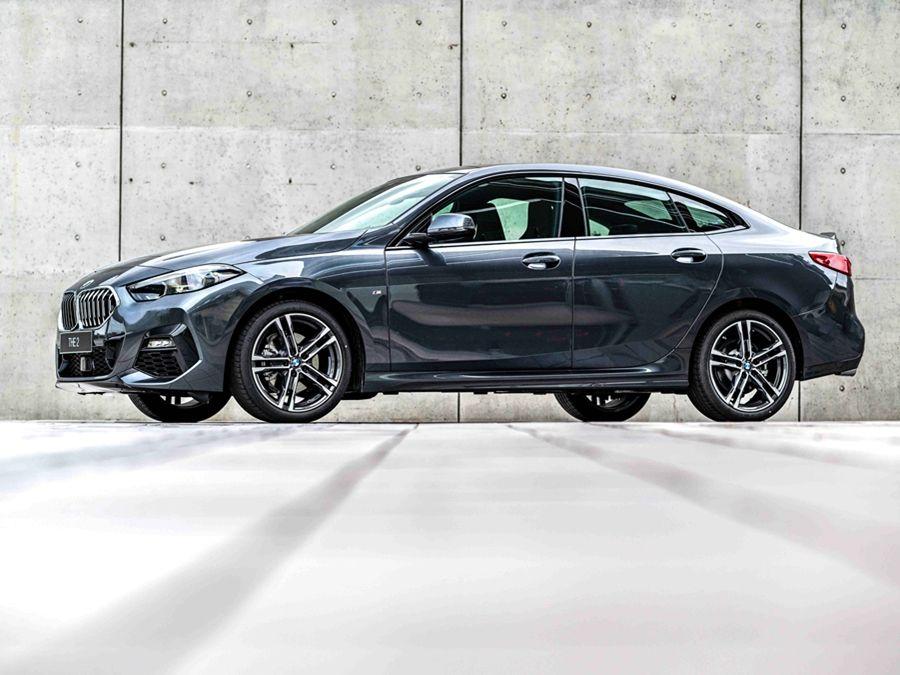 想帥趁早!全新BMW 2系列Gran Coupé四門跑車 4/25全台展間同步發表
