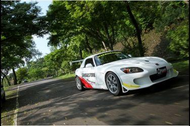 HONDA S2000 CR 彎道最速大魔王