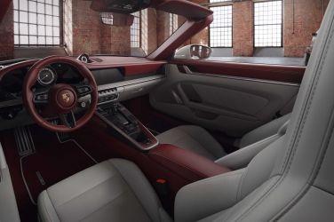 保時捷個人化訂製Porsche Exclusive Manufaktur 推出優雅雙色皮革內裝