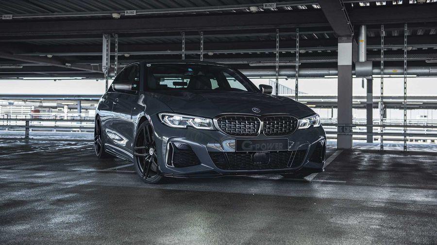 G-Power可讓BMW M340i超越M3!