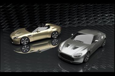 Zagato推出極限量車款 Aston Martin Vantage V12 Zagato Heritage TWINS by R-Reforged