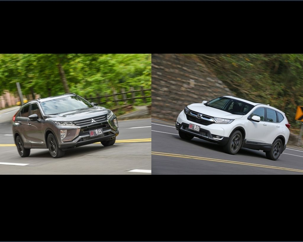 日系1.5L渦輪SUV選購指南 MITSUBISHI ECLIPSE CROSS VS. HONDA CR-V