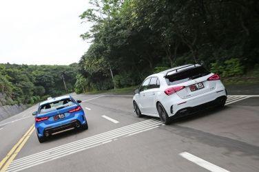 熱血少年的煩惱 BMW M135i xDrive VS. Mercedes-AMG A35 4Matic(下)