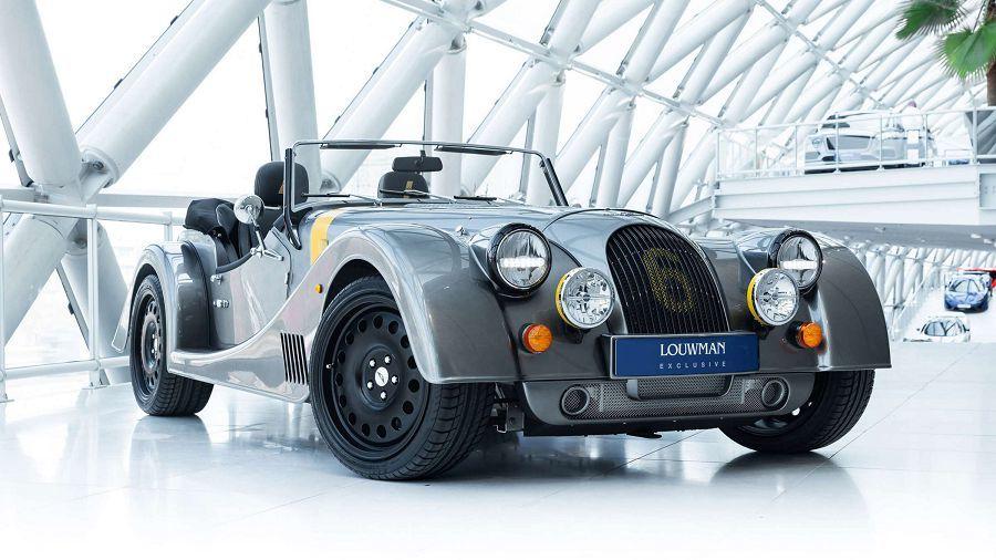 Morgan推出5輛特別版車款來慶祝與經銷商的60年合作關係
