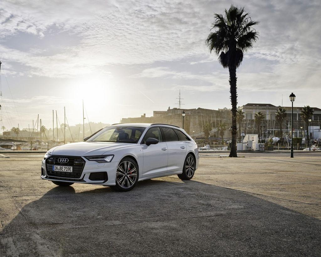 節能旅行新選擇.Audi A6 Avant新增插電式混合動力