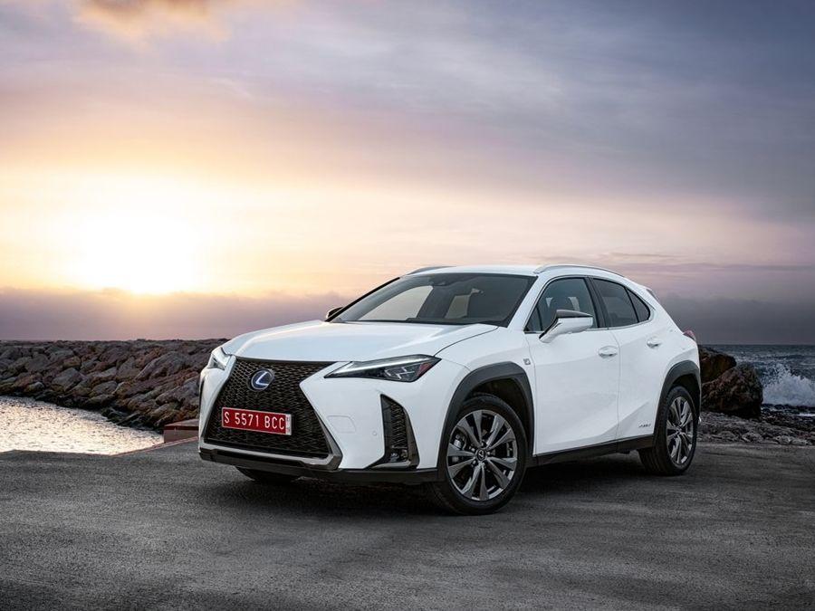 2020年5月LEXUS多款新車促銷活動實施中