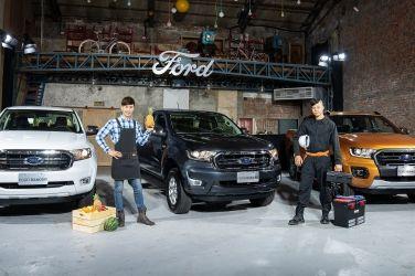 搶攻100萬級距皮卡 2020 Ford Ranger