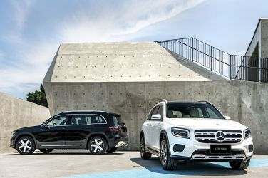 實用新選擇 Mercedes-Benz GLB