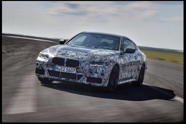 測試照曝光‧第二代大改款BMW 4 Series發表近了!