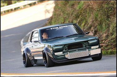老車新風味 好爸爸式樣 Nissan Skyline C10
