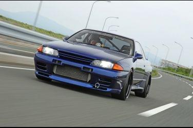 中里毅這樣改就不會輸了 跟著車主邁入第20年的GT-R R32