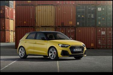 第二代大改款Audi A1 Sportback正式上市 共三款車型‧售價121萬元起